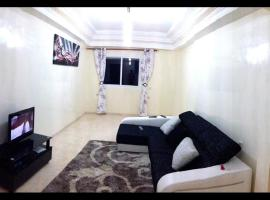 Hotel photo: Residence mimosa aswak salam Appartement