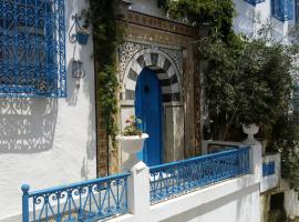 Hotel photo: Dar Mahmoud, Maison typique sur les hauteurs de Sidi Bou Said