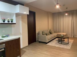 Hotel photo: Agarwood Salalah Resort,Apartment