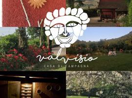 Hotel photo: Valvisio - Casa di Campagna