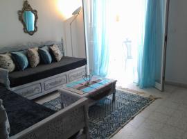 Hotel Foto: Bel appartement pour 8 personnes à 300m de la mer côté Hotel bel AZUR