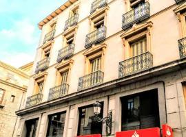Hotel photo: Apartment Calle de Galdo