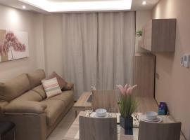 Hotel photo: Apartamentos Vacacionales Joctis, 2º A