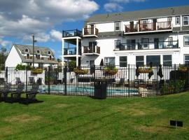 A picture of the hotel: The Inn at Crystal Cove on Boston Harbor
