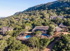 Hotel photo: Woodbury Lodge – Amakhala Game Reserve