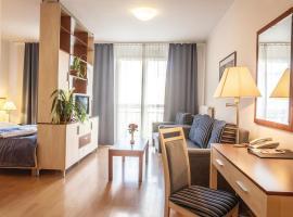 Hotel photo: Studio Orszagbiro Utca-Budapest