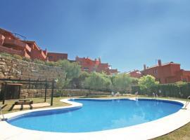 Hotel photo: Apartment Casares Málaga with Sea View 08