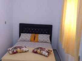 Hotel photo: Top appartement Hay Mirador al hoceima