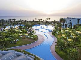 Hotel photo: Hôtel Mahdia beach