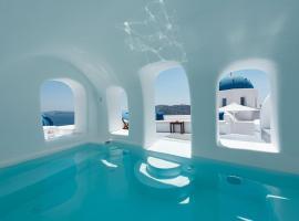 Hotel photo: Oia Spirit Suites