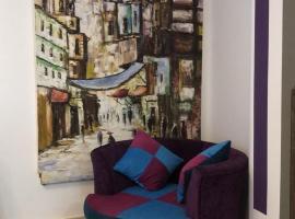 Hotel photo: A&A Apartment Marina View Hurghada