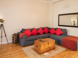 Hotel photo: Charming, Central One Bedroom Apartment in Sea Point