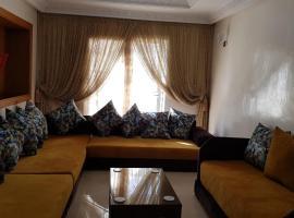 Hotel Photo: Appartement spacieux et distingué