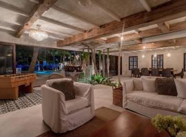 Hotel photo: Villa La Semilla - Tulum Paradise