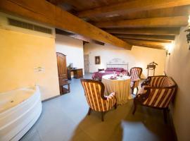 Hotel photo: Hotel La Tavola Rotonda