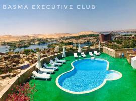 Hotel near Aswan