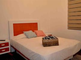 Hotel photo: AMPLIO DEPTO CENTRO HIST CDMX CON TRANSPORTE