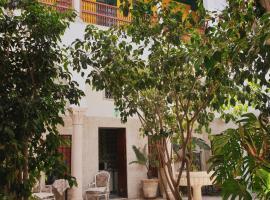 מלון צילום: Dar Traki Medina de Tunis