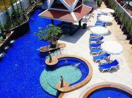 Hotel photo: Kata Poolside Resort