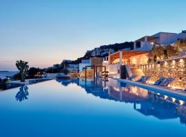 Hotel photo: Katikies Mykonos - The Leading Hotels of the World