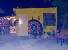 Hotel photo: Hostal y Camping Las G