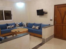 Hotel Foto: Appartement haute gamme au centre ville d'Oujda