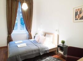 Hotel kuvat: Cozy, stylish apartment at Chain Bridge