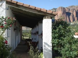 Hotel photo: Camping Bungalows Armalygal