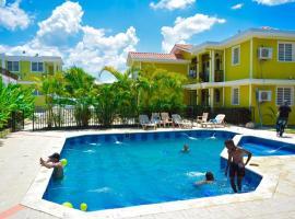 Hotel near Haïti