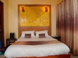 Hotel photo: Kasri Gold @Mvuli Suites