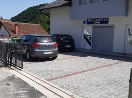 Hotel near Cazin