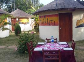 Hotel photo: Ukerewe Gadern View Bungalow at Bwiru Village Homestay