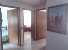 ホテル写真: apparemment meublé à kenitra Mimosas