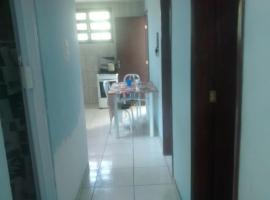 Hotel foto: Casa inteira com 2 quartos em São Gonçalo com wifi
