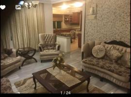 Hotel fotoğraf: m alsadawy for furnished suites apt منير الصيداوي للشقق المفروشه. الحمر