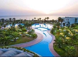 Hotel photo: Hôtel Mahdia Beach & Aquapark