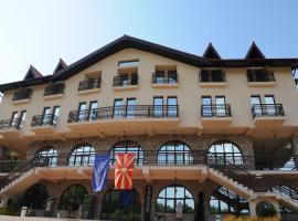 Hotel near Kičevo