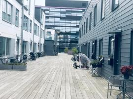 Hotel near Solna