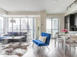 Hotel photo: Bright High Rise Condo with Stunning Views