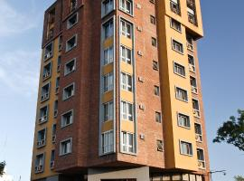 A picture of the hotel: Hotel Tres Cruces