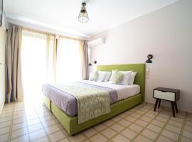 מלון צילום: Blue View Luxury Apartment