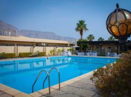 מלון צילום: Khasab Hotel