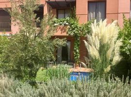 Hotel photo: Les Jardins de l'Atlas villa GreenWake