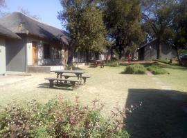Hotel photo: Villa luso lodge and safaris
