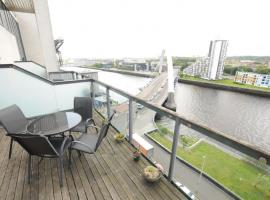 Фотография гостиницы: Stunning views over Glasgow City skyline