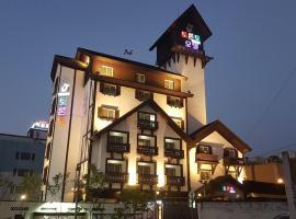 Hotel near Cheongju