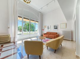 Hotel photo: Cosy apartment with a wonderful view of the sea