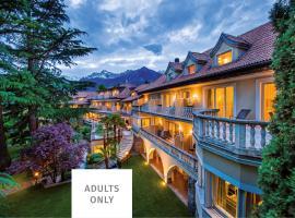 Hotel photo: Villa Eden Leading Park Retreat
