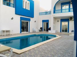 Hotel photo: Dar BLUE PEARL Sea&Desert