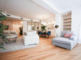 酒店照片: ## Hardwood/Heating 6Prs de Prim Apartment ##